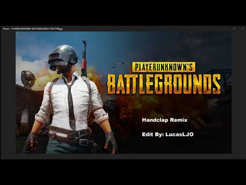 PUBG Handclap Remix Song