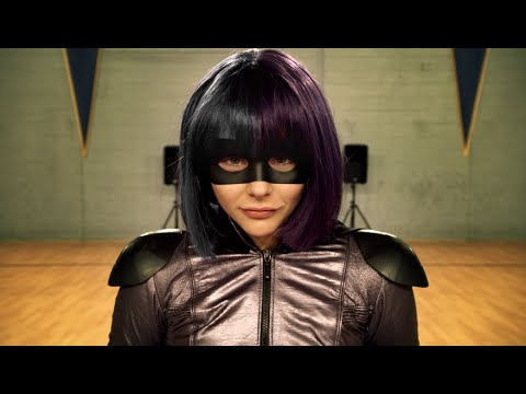 Sia - Unstoppable (Version Kick-Ass)