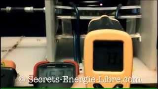 moteur magnetique énergie libre
