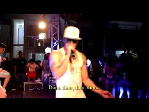 008 - Dom, dom, dom - Papazoni - DVD Ao vivo em Porto Seguro/Bahia - Por: VB Filmes
