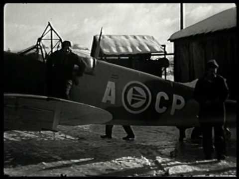 Kjeller Flyfabrikk 1950
