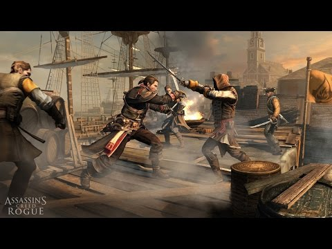 Assassin's Creed Rogue Awesome Economics Zone Gameplay Demo