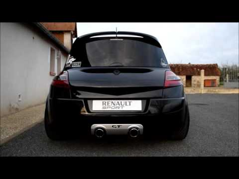 sound k tec racing megane 2 gt 2 0t youtube. Black Bedroom Furniture Sets. Home Design Ideas
