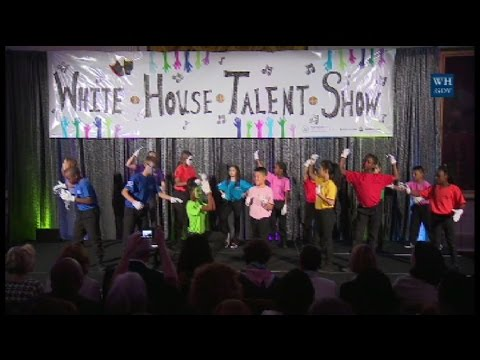 Northport Elementary students perform at White House