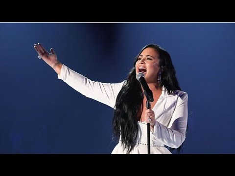 Download Demi Lovato - Anyone  (LIVE) Grammy Awards