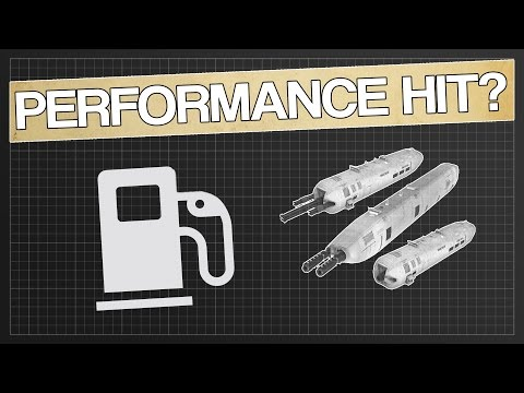 How Much do Fuel and Gun Pods Affect Your Performance? | War Thunder BluePrints Guides