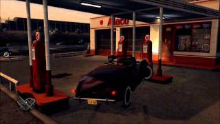 L.A. Noire - Free roam like it's GTA