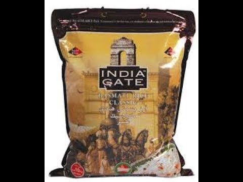 Indian Companies selling Fake Rice in Name of Basmati