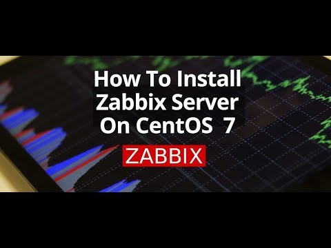 Quickly Deploy Zabbix in CentOS7