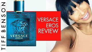 VERSACE EROS | Versace Men's Fragrance | FIRST IMPRESSIONS