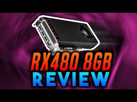 RX480 GPU Miners Spotlight