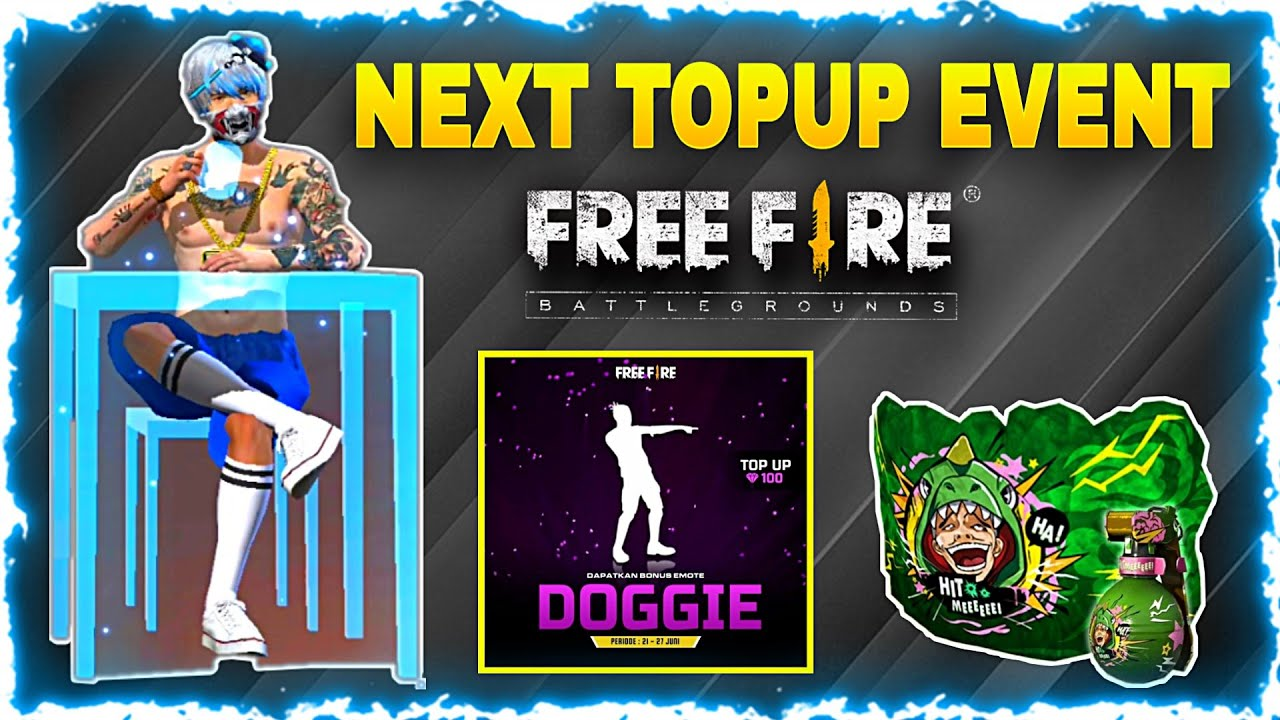 Free fire next topup event || new top up event free fire ...