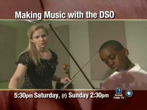 Detroit Symphony Orchestra: 'Making Music' Television Show