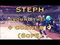 Steph Curry around-the-world + corner 3 💦 from pregame routine before Warriors (15-7) vs Toronto