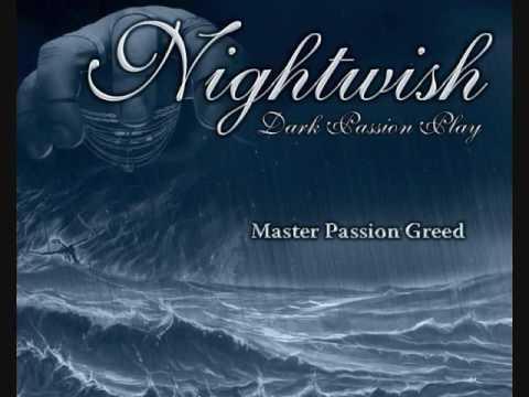 05. Master Passion Greed - Nightwish (With Lyrics) - YouTube