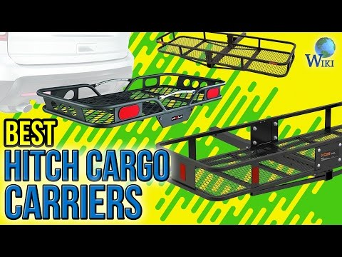 10 Best Hitch Cargo Carriers 2017