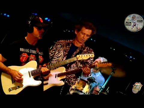 FlipThe Switch live subtitulada Rolling Stones & RollingBilbao 2016 guitar cover HD