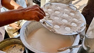 Live Idli Sambar for Rs 10 | Cheapest Indian Breakfast | Indian Street Food