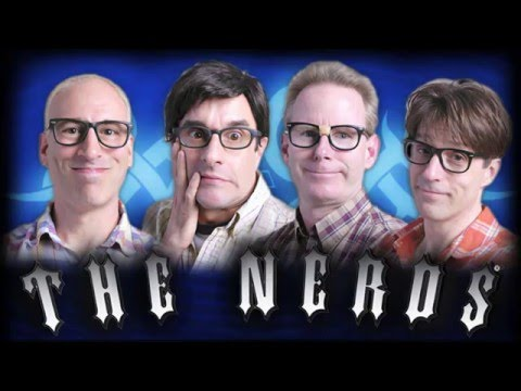 The Nerds: A Rockumentary