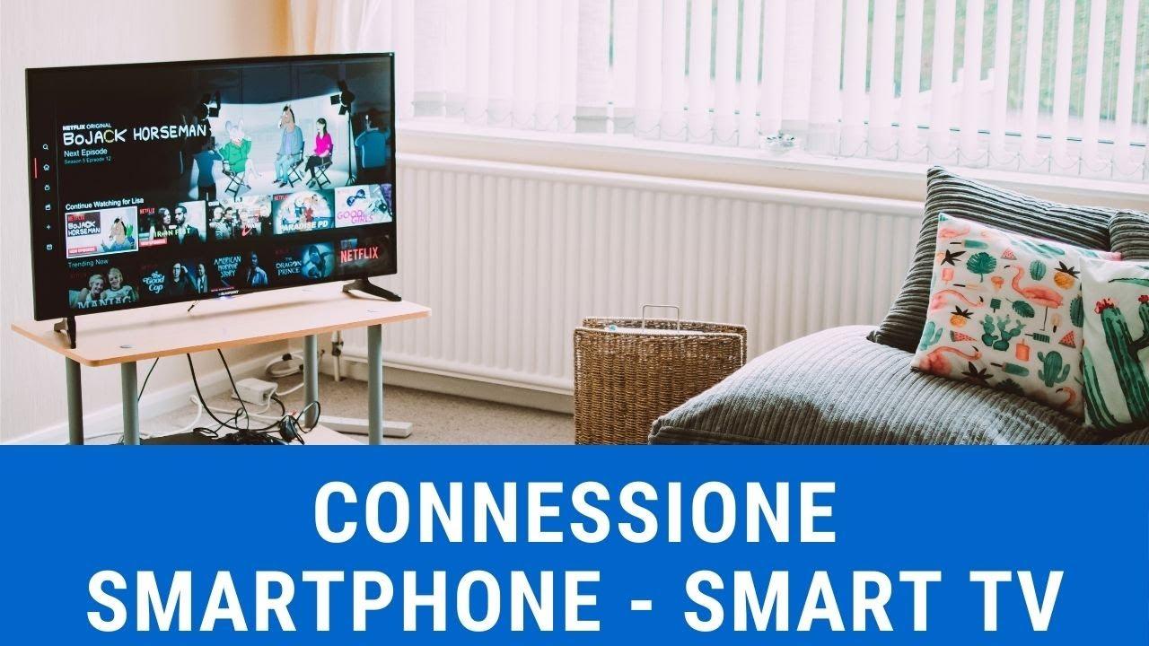 Come Condividere Lo Schermo Del Tuo Smartphone Sulla Tua Smart Tv Vedi Lo Schermo Android Xiaomi Youtube