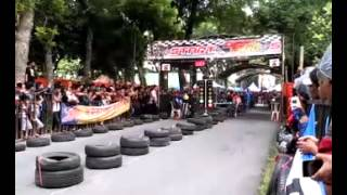 Tony Cupank Drag Bike Nganjuk 15 02 2015 by Pemuda Scandal