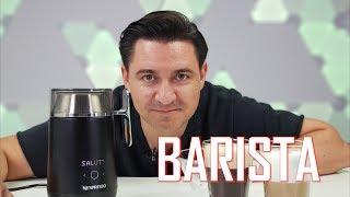Cel mai deștept și sexy gadget ce iubește laptele - Nespresso Barista - [UNBOXING & REVIEW]