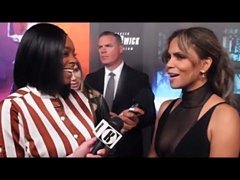 Halle Berry Speaks To BLCK Journalist After Publicist Said NO
