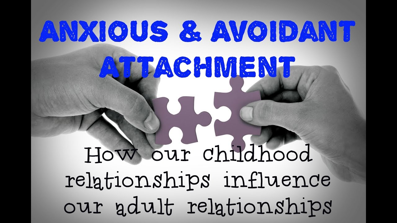 The Avoidant Attachment Style