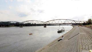 Vistula River, Toruń, Kuyavian-pomeranian, Poland, Europe