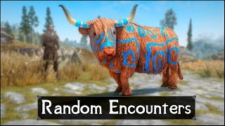 Skyrim: 5 Strange Random Encounters You May Have Missed in The Elder Scrolls 5: Skyrim (Part 4)