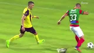 Нелепые моменты в футболе