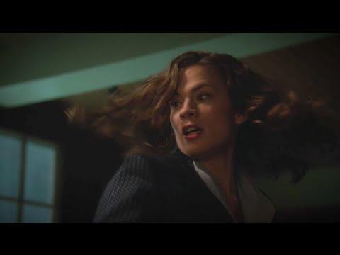Marvel's Agent Carter - Epic Peggy vs Dottie Showdown