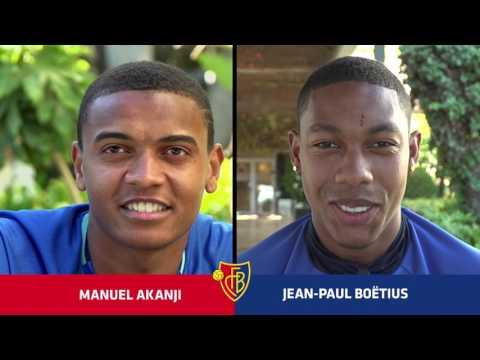 FCB-Doppelpass mit Manuel Akanji und Jean-Paul Boëtius
