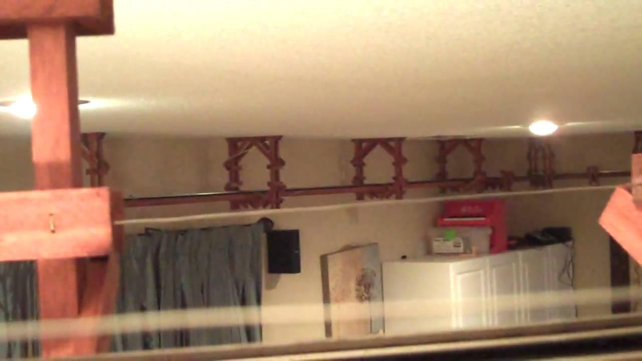 Ceiling Train Kit Video 1 Youtube
