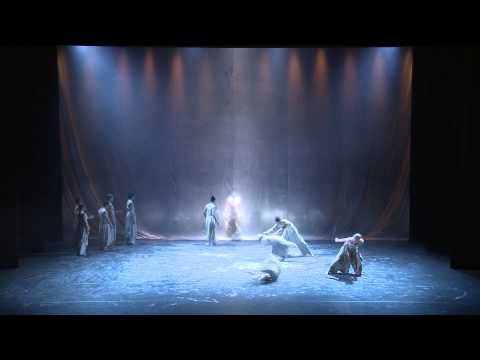 National Youth Dance Company - The Rashomon Effect - Akram Khan