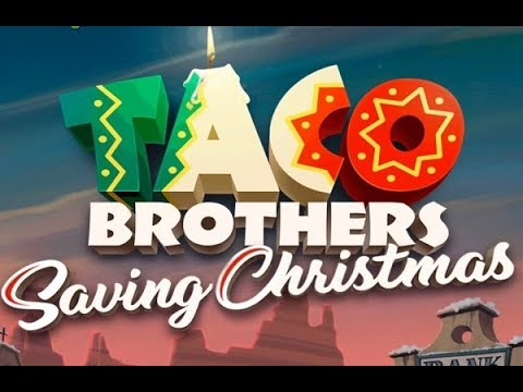 Taco Brothers Saving Christmas Online Slot by Elk Studios - Free Spins Feature!