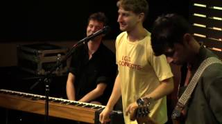 glass animals season 2 episode 3 live in the sound lounge