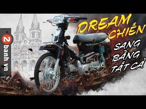 Dream 6789 độ như Zin, soi kỹ HẾT HỒN   2banh Review