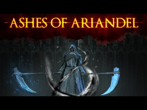 Dark Souls 3 Lore ► Father Ariandel & Sister Friede