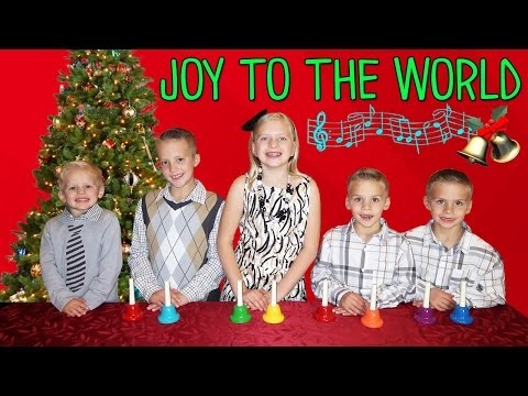 Joy To The World Kids Family Handbell Choir Mp3