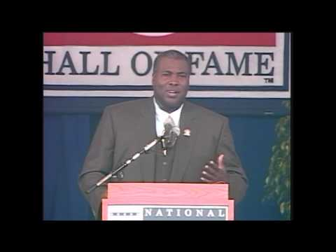 Tony Gwynn 2007 Baseball Hall of Fame Induction Speech