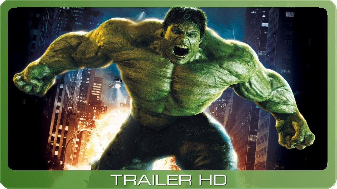 Der unglaubliche Hulk ≣ 2008 ≣ Trailer #1