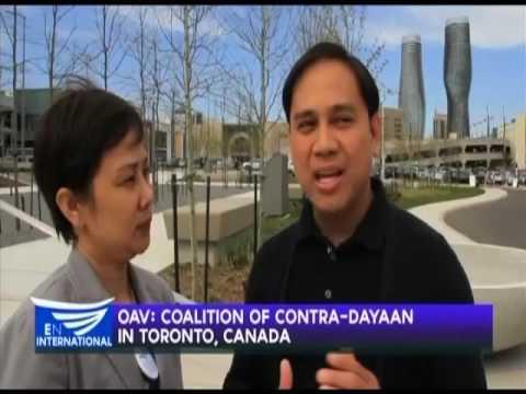 Overseas absentee voting: Coalition Contra-dayaan in Canada