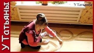 Как эффективно, дёшево и быстро почистить палас, ковёр. Как почистить ковер в домашних условиях.