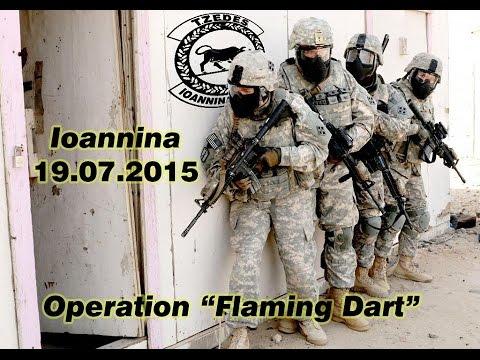 "Operation ""Flaming Dart"""