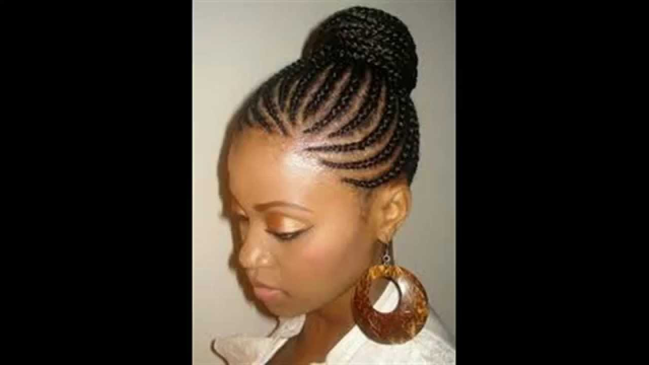 african american wedding hairstyles with braids idea
