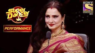 Palden और Mishti ने दिया Rekha Ji को Tribute | Super Dancer Chapter 2