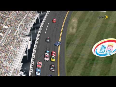 NTG:IL Brad Keselowski Crash