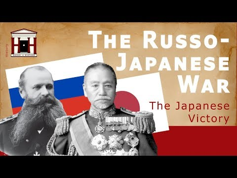 Russo-Japanese War | The Largest Battle Before WW1 (1904-1905) 2/2