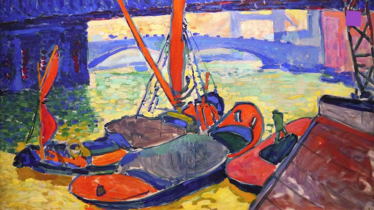 theartVIEw -- Henry Matisse and the Fauves at ALBERTINA - YouTube
